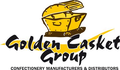 Golden Casket Retina Logo